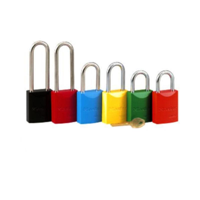玛斯特 6835MCNBLK 铝合金安全锁
