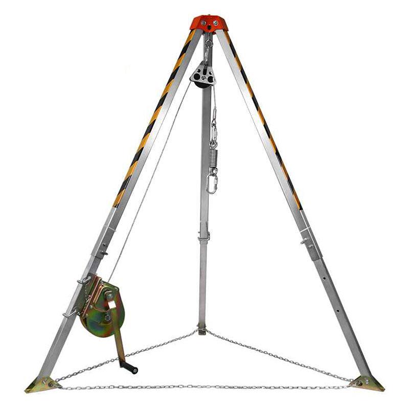 建钢690102三脚架系统(20米)