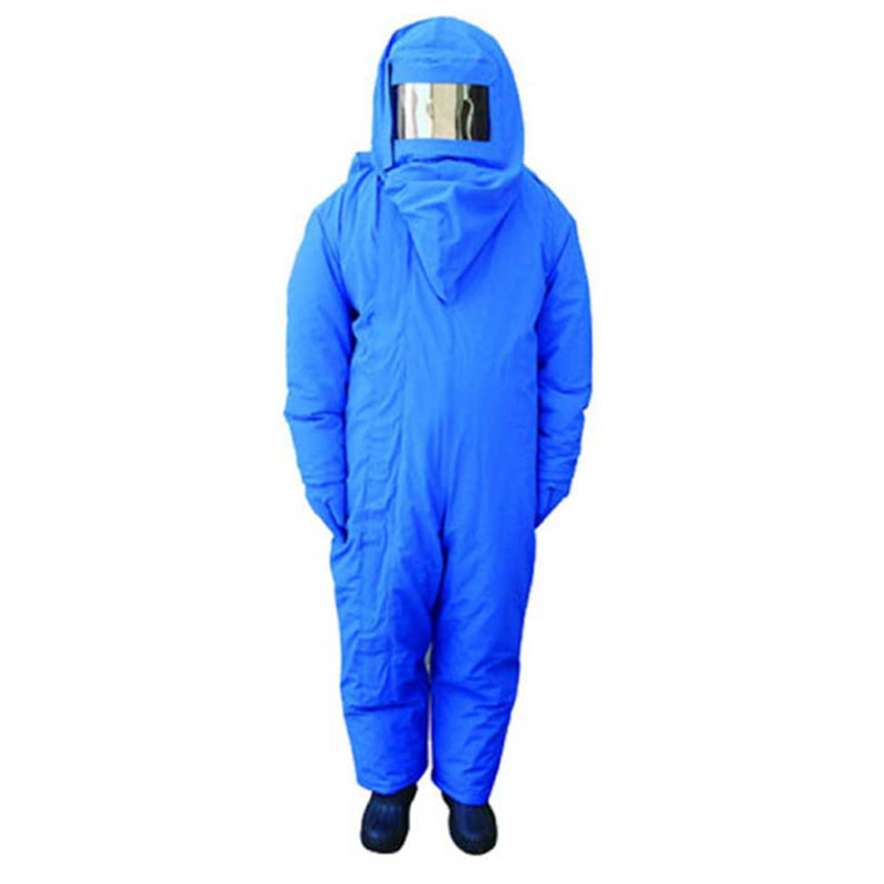 劳卫士DW-LWS-002-A 进口棉 低温液氮防护服(带背囊)