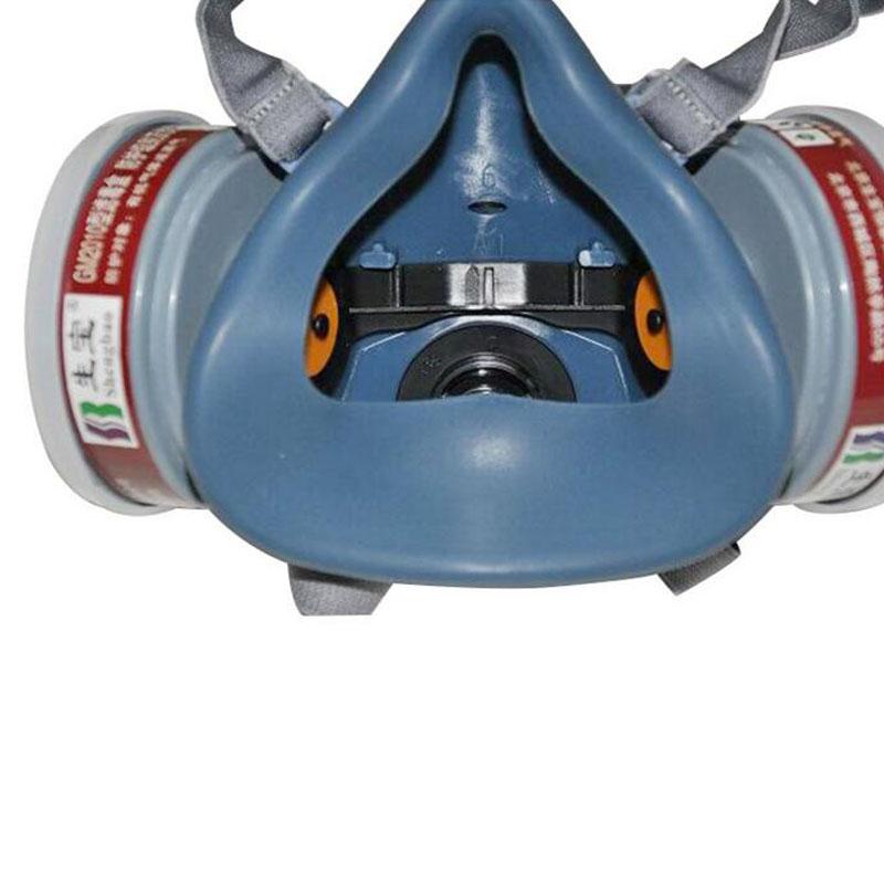 生宝SR800防毒面具