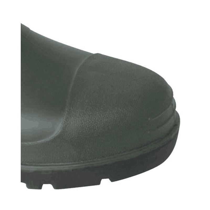 代尔塔 301407 PVC安全靴(绿色)-38