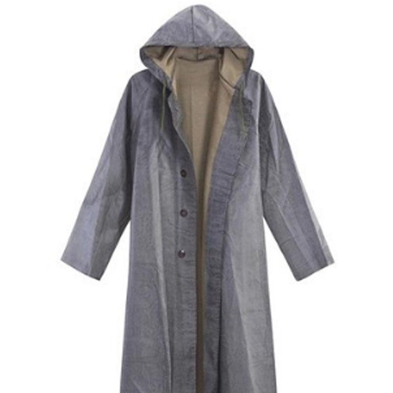 鲁龙3520长雨衣