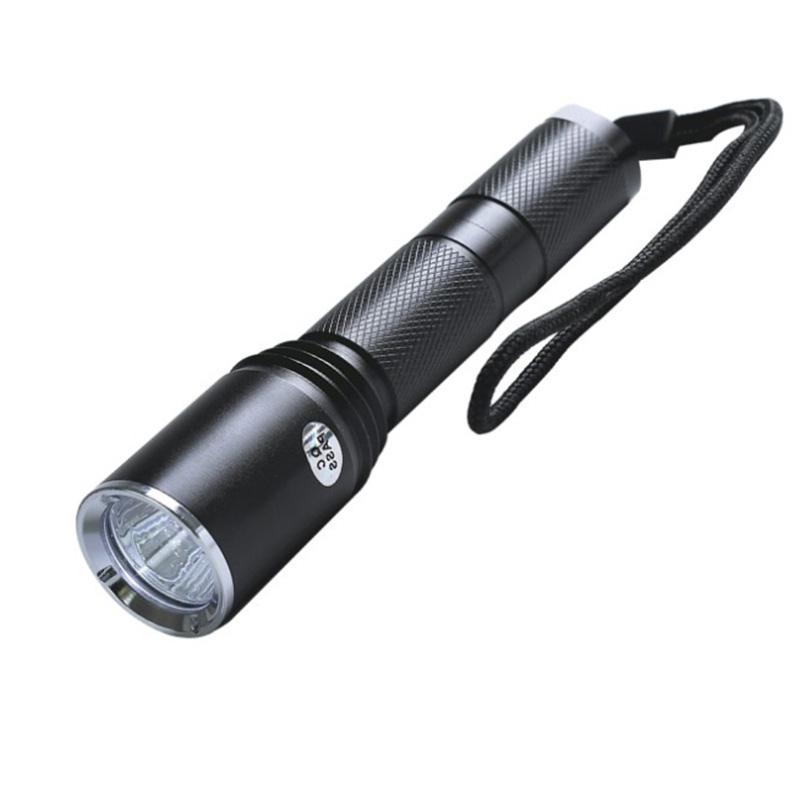 晶全照明BJQ6012固态微型强光防爆电筒