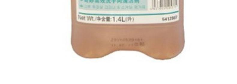 庄臣泰华施5412987奇妙高效洗手间清洁剂