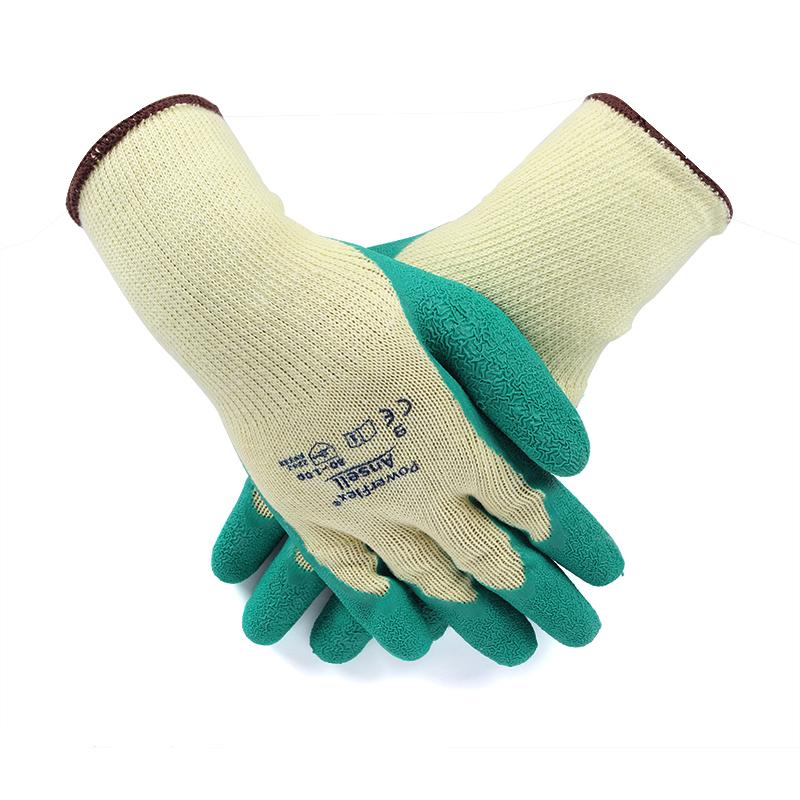 安思尔Ansell 80-100-9天然橡胶涂层手套