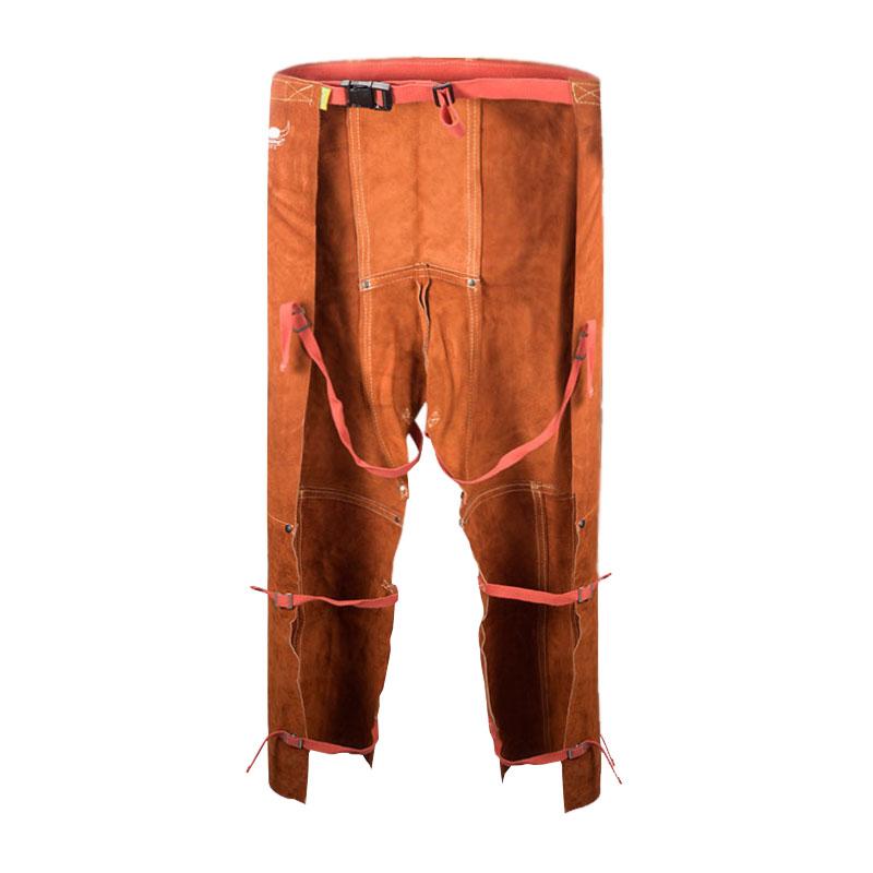威特仕 44-7436 蛮牛王咖啡色工作裤