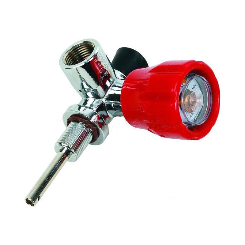 霍尼韦尔BC10002带表红手轮瓶阀
