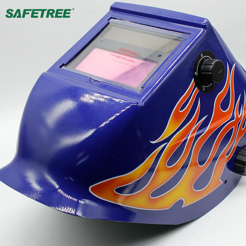 SAFETREE PWMPPA02 头戴式自动变光电焊面罩