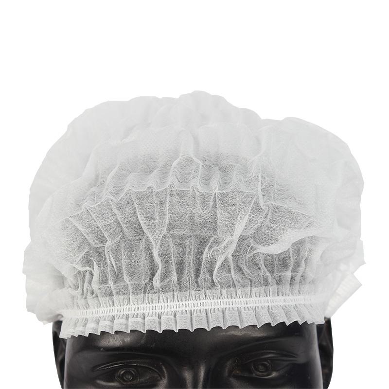百劳汇19-004白色条形帽