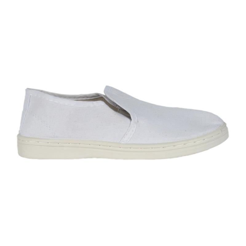 百劳汇86-016防静电鞋白色
