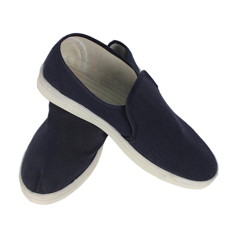 百劳汇86-017防静电鞋藏青色-43