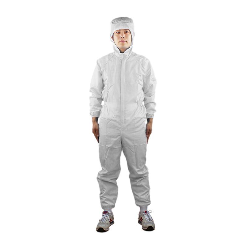 SAFEMAN君御 1895防静电服连体服(白色)