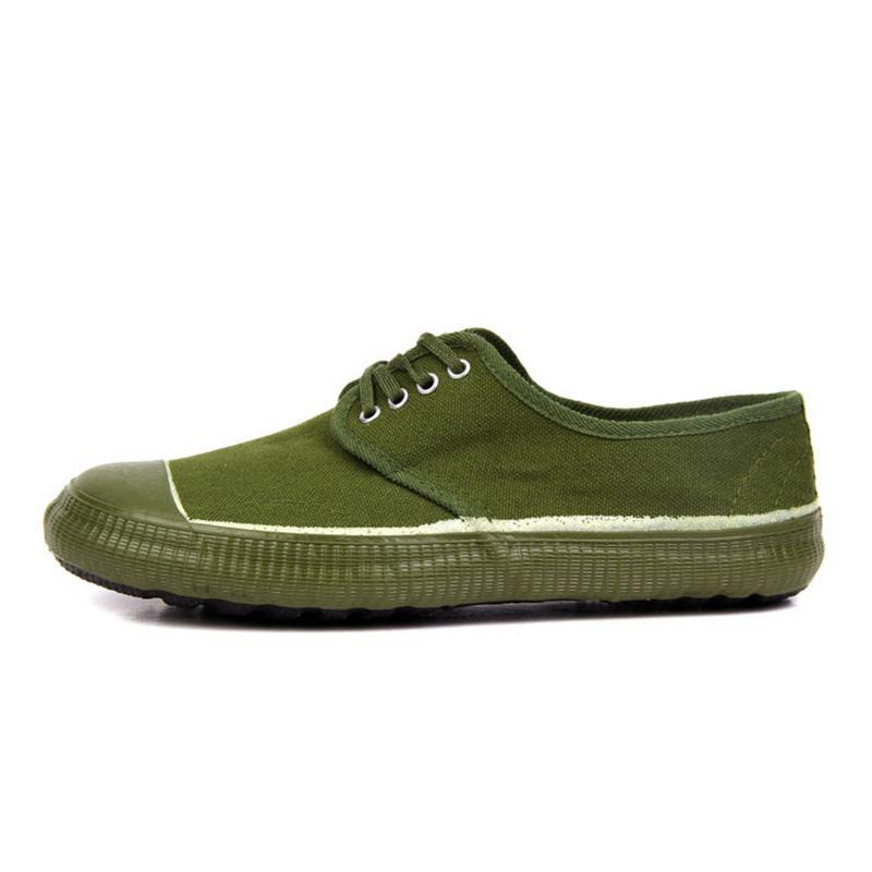 百劳汇121-006黄球鞋 解放鞋