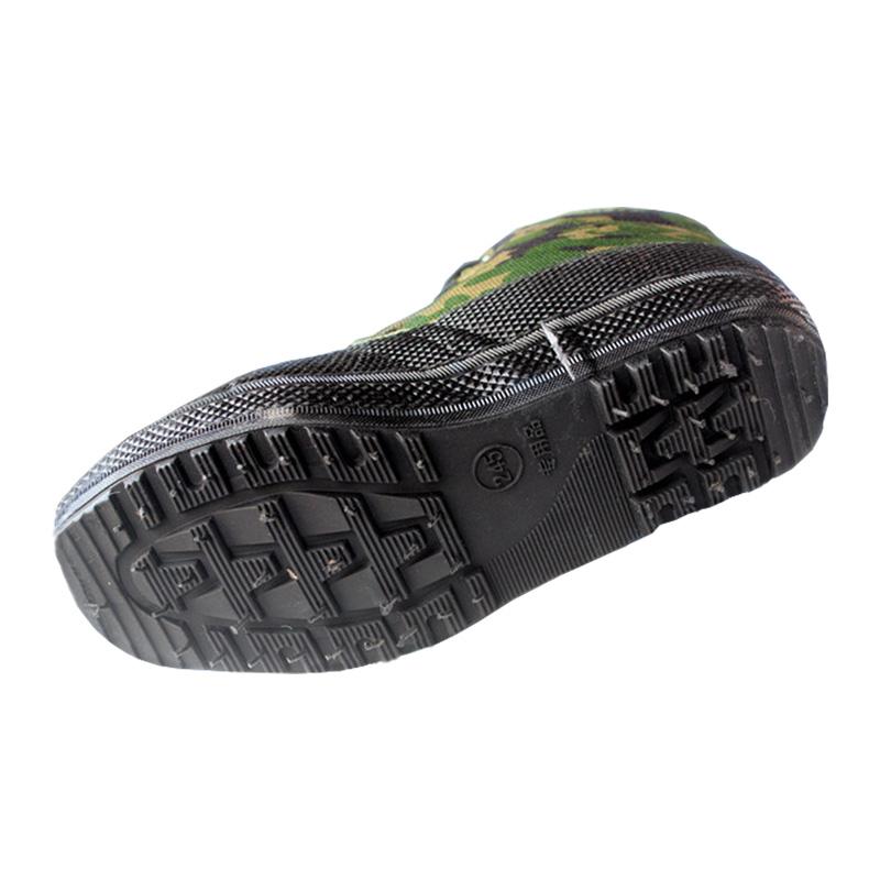 百劳汇121-008迷彩棉鞋-37