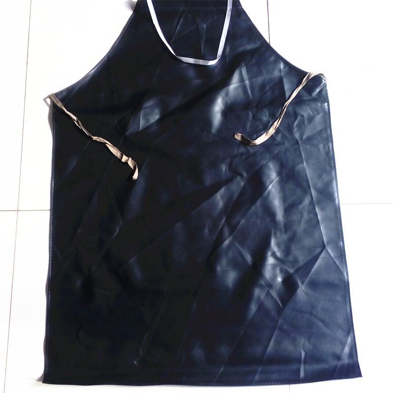 百劳汇125-003 PVC黑耐油围裙