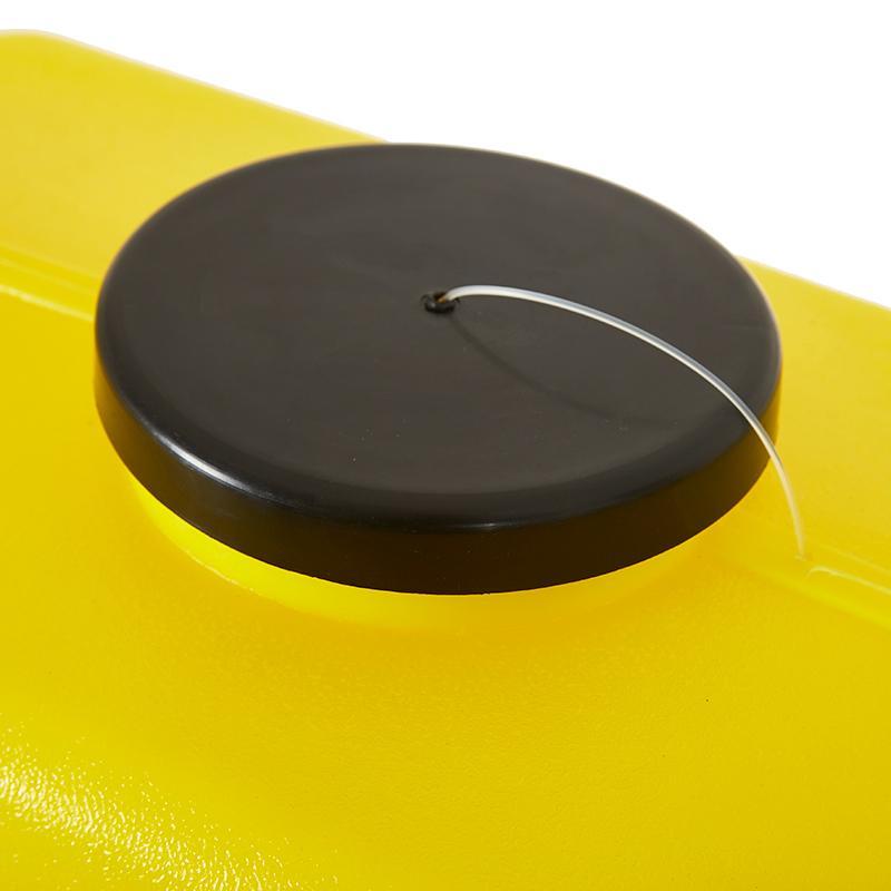 鹰兽6650挂壁式储水桶式免管路安装紧急洗眼器