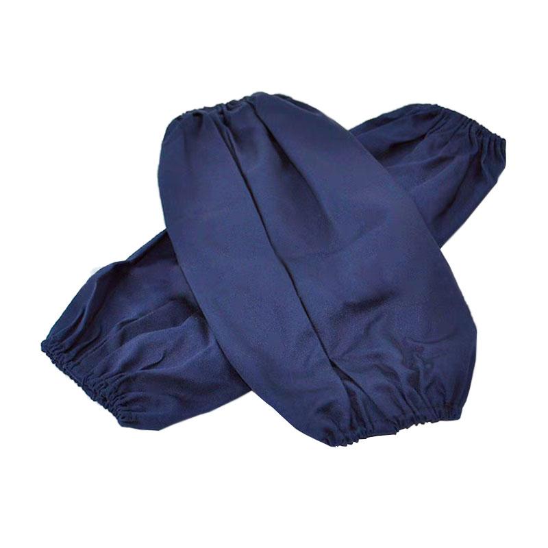 百劳汇3-018蓝涤卡布套袖