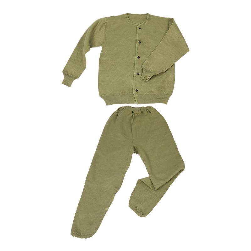 百劳汇95-025下矿用绒衣裤