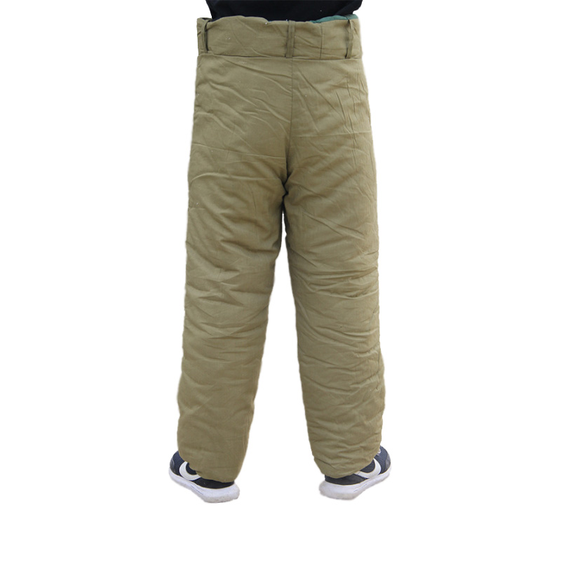 百劳汇116-002自制棉裤