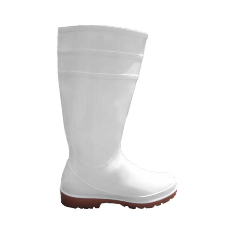 吉盾1949高筒白色水靴-41