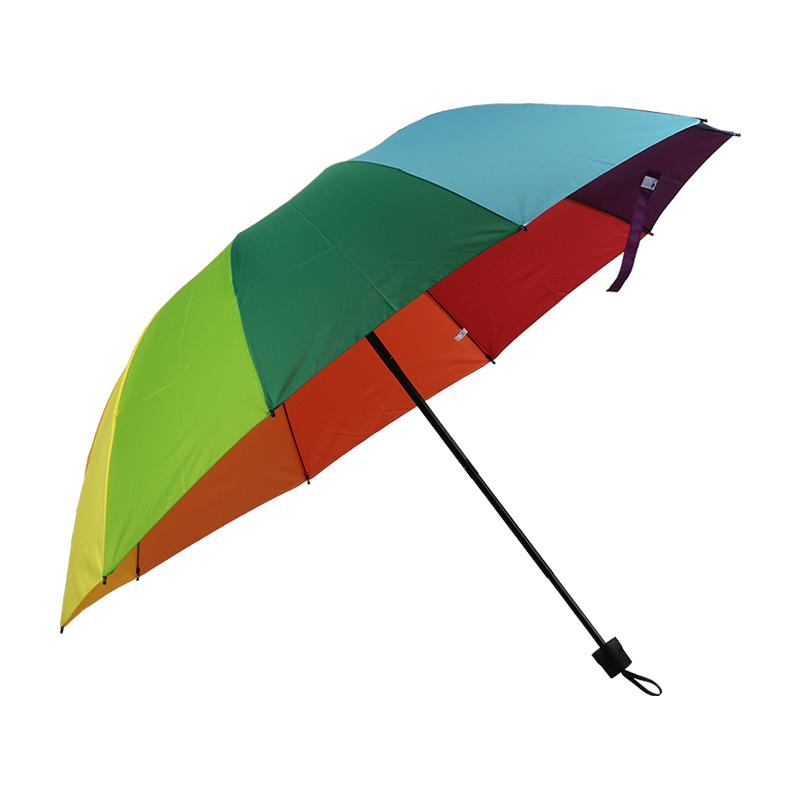 春和3601彩虹加大雨伞