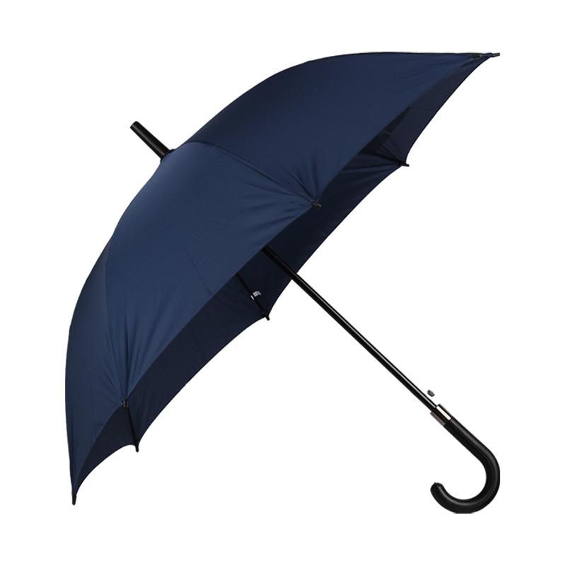 春和6008混色双骨碰起雨伞(弯把)
