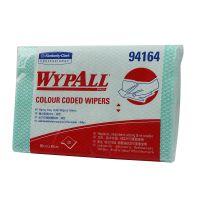 金佰利94164WYPALL强韧型彩色清洁擦拭布(绿色)