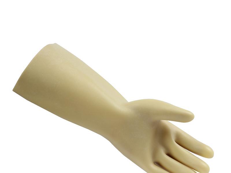 代尔塔GLE00 207000天然乳胶绝缘手套