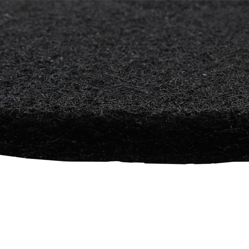 蝴蝶7200黑色起蜡垫18寸