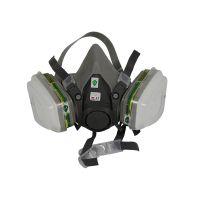 3M 电商版6200系列双罐 多种气体 呼吸防护...