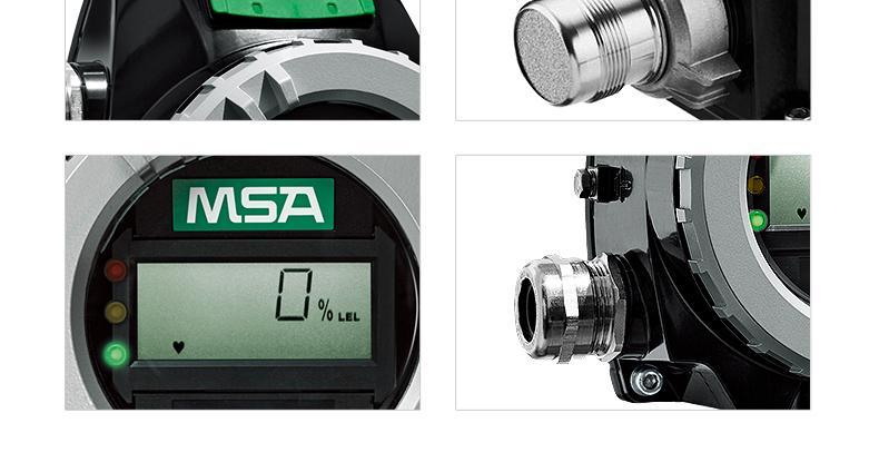 MSA/梅思安 10112514 PrimaX P隔爆基本型气体探测器(O2 25%)