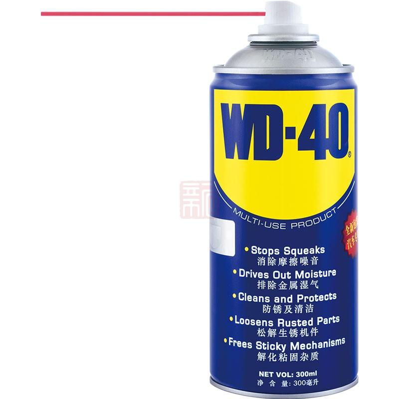 WD-40 多用途产品 气雾罐 300ml(86300)封面