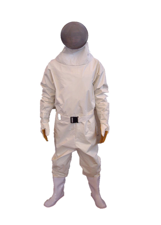美康MKF-09-1白色防蜂服