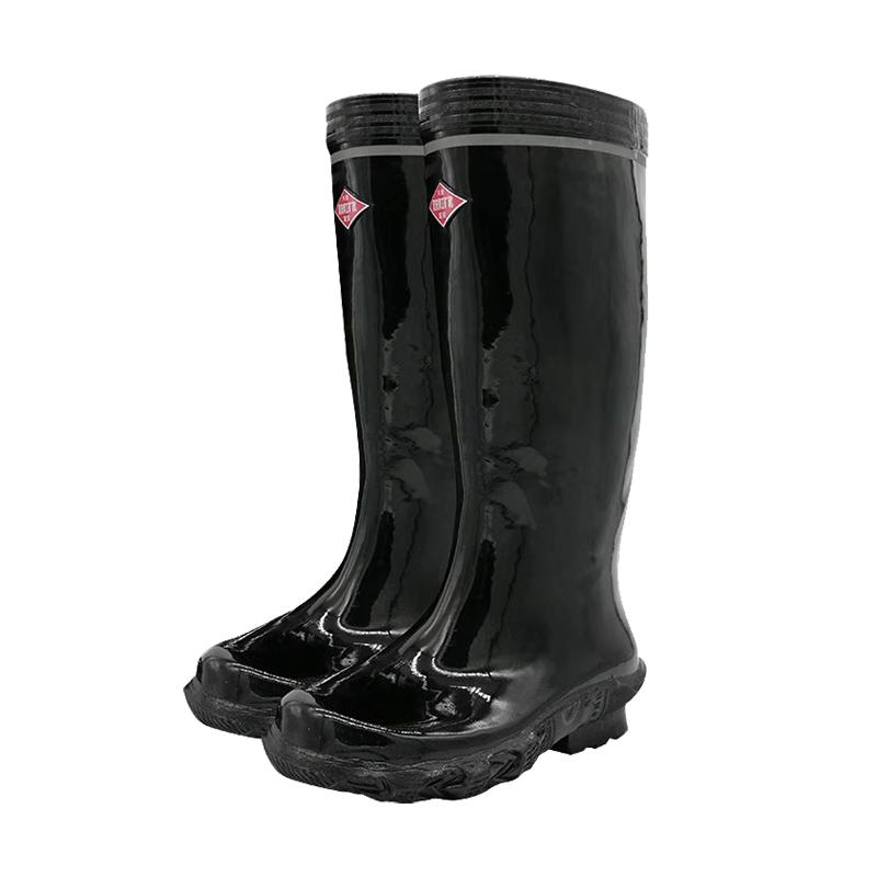 双安BX002高筒工矿靴(带小底)