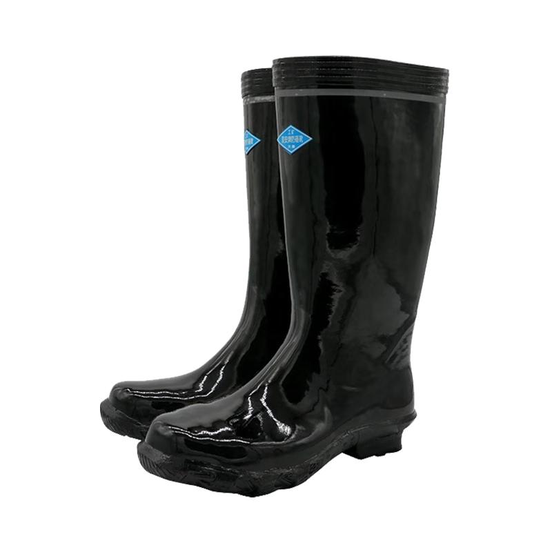双安BX003(Z)高筒工矿防砸靴