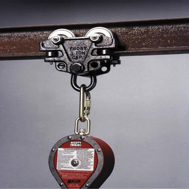 霍尼韦尔9065/BK 工字钢活动锚点小车