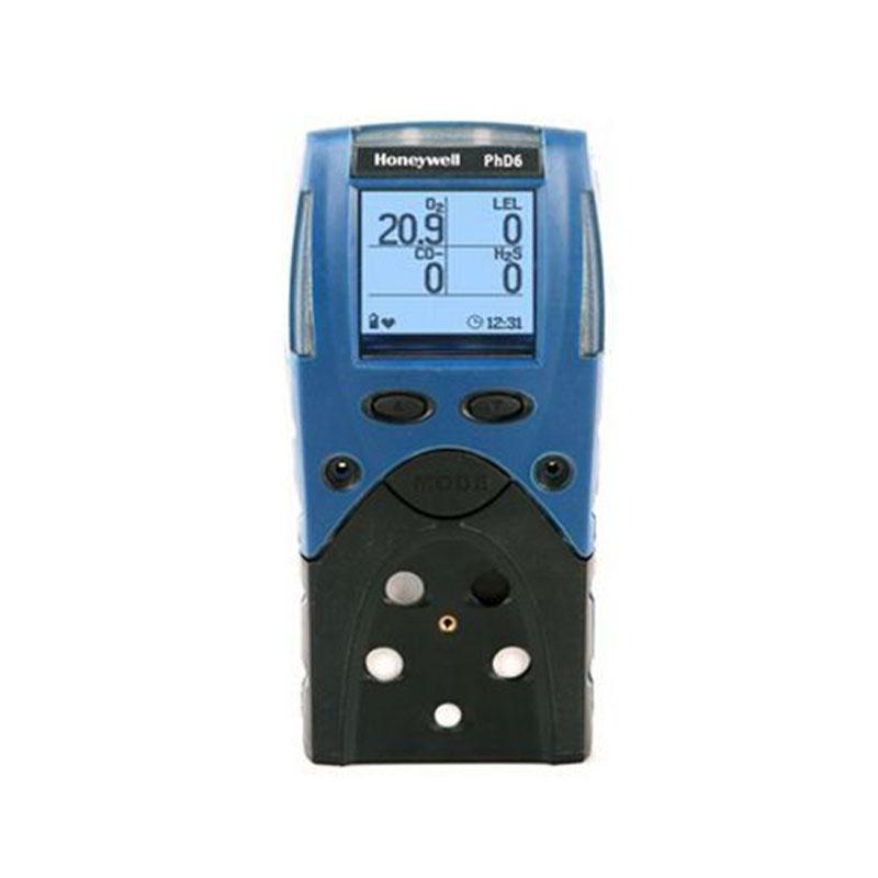 霍尼韦尔54-53-A06148001NW PHD6 Ex/O2/Duo-Tox(CO/H2S)/ SO2 可充电锂电池(用华瑞的 PGM-6208替代)(退市)