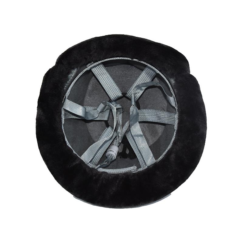 固安捷1525冬用棉安全帽