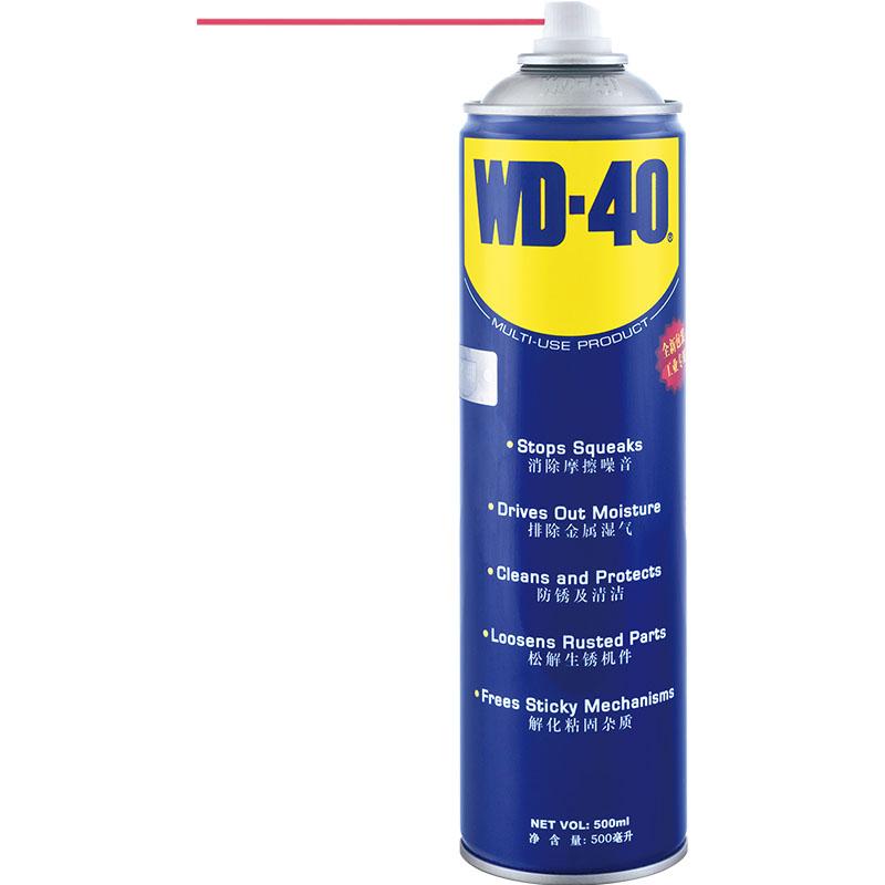WD-40 86500 用途产品 气雾罐 500ml