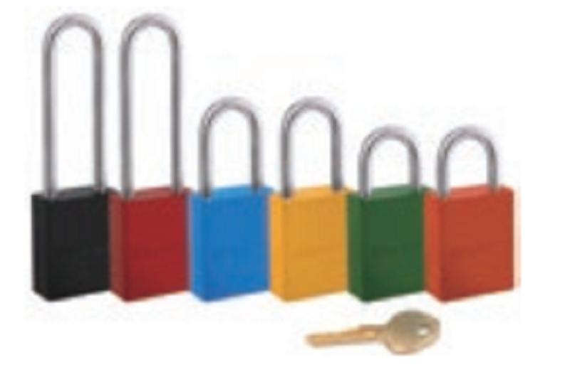 玛斯特 6835MCNBLU 铝合金安全锁