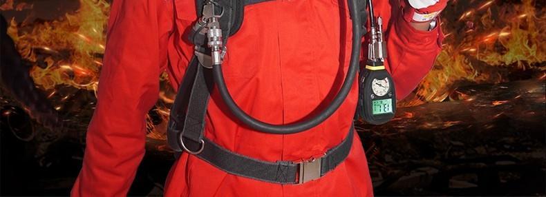 海固HG-GA-RHZK6.8T-自锁正压式消防空气呼吸器(带3c)