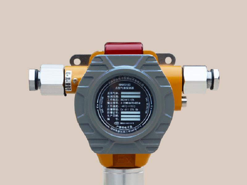 中安S400多种气体探测器液晶显示(可燃0-100%LEL+SO2 0-20PPM)