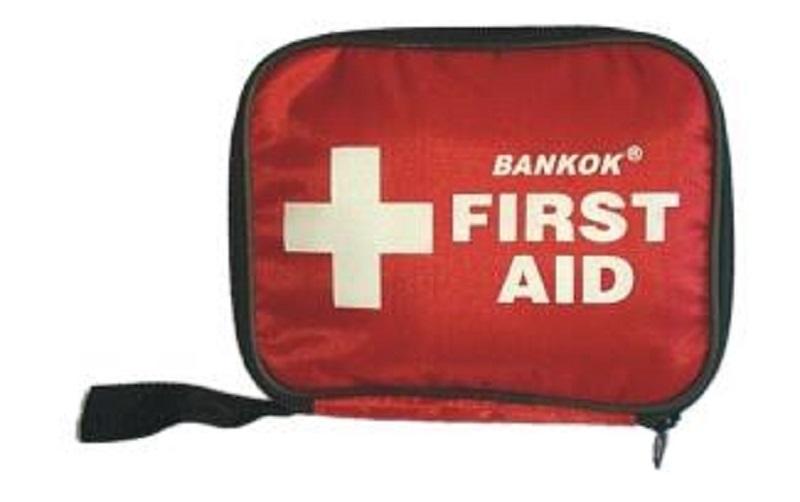 BANKOK/邦高 BGA-9 急救包(内含手电筒)