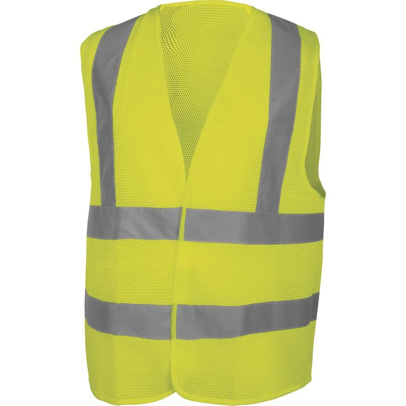 代尔塔404015 GILM3美标荧光马甲黄色