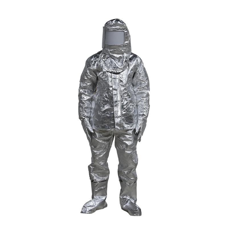 GUANJIE固安捷 C3002铝箔分体隔热服
