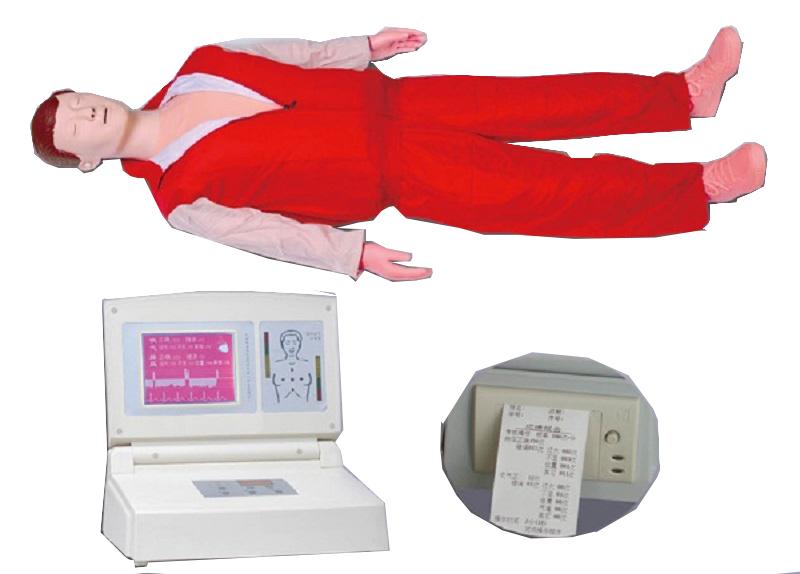 康谊牌KAY/CPR680大屏幕液晶彩显高级全自动电脑心肺复苏模拟人