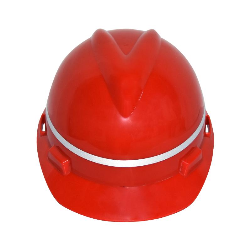 梅思安10204854 反光条安全帽(不含安全帽)0.9cm