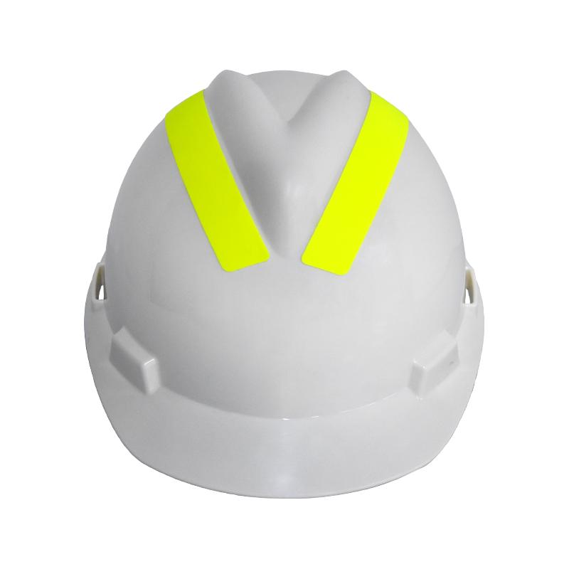 梅思安10204823 反光条安全帽(不含安全帽)18.8*2.5cm