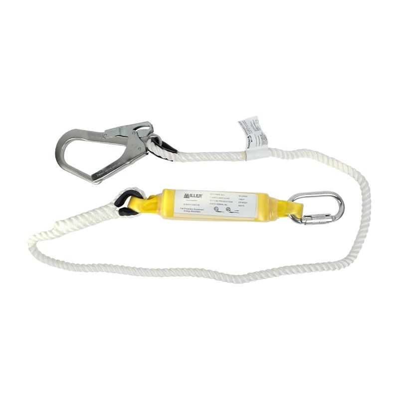 霍尼韦尔DL-61单叉缓冲系绳 绳直径12毫米 长2米