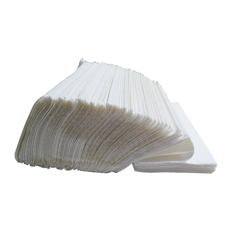 清风B914JY 1层两折240张擦手纸